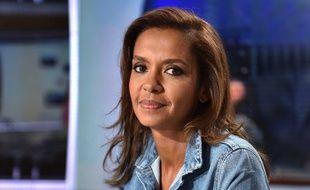 Karine Le Marchand présente notamment « L'amour est dans le pré » sur M6.