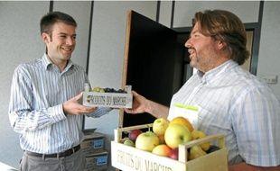 Directions et comités d'entreprises peuvent financer les cagettes de fruits.