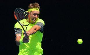Tennis Sandgren, révélation de l'Open d'Australie 2017.