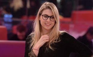 Laura Laune sur la plateau de «Vivement dimanche» en janvier 2019.
