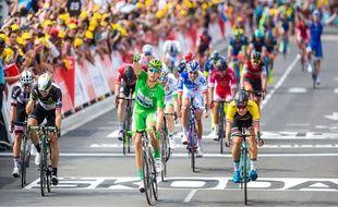 Marcel Kittel remportera-t-il sa sixième étape sur ce Tour ?