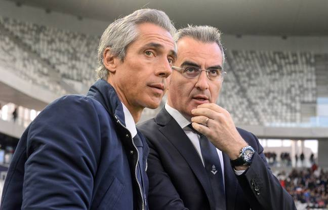 Girondins de Bordeaux: Paulo Sousa «veut un groupe plus petit et surtout, beaucoup plus homogène» la saison prochaine