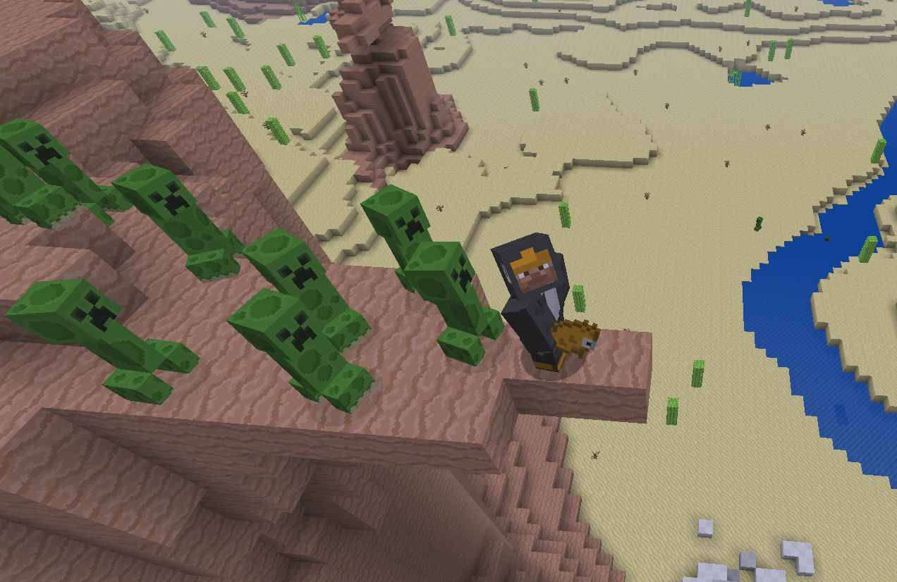 Minecraft rachet pour 2 5 milliards de dollars par microsoft - Jeu de cube comme minecraft ...