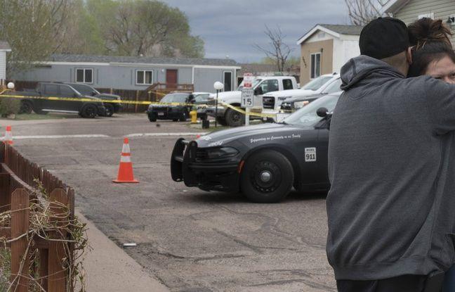 Etats-Unis: Au Colorado, des tirs durant une fête d'anniversaire font sept morts