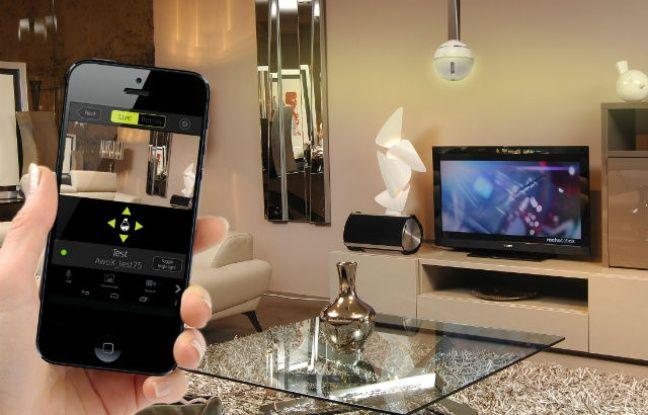 exclusif la maison connect e int resse les fran ais et leur fait peur. Black Bedroom Furniture Sets. Home Design Ideas