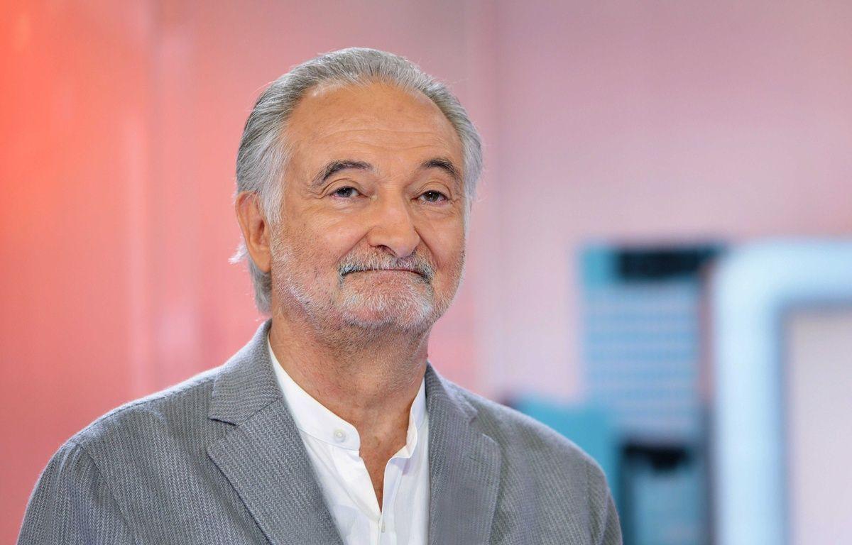 Jacques Attali en 2015 –  IBO/SIPA