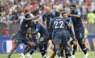 Les Bleus à nouveau champions du Monde.