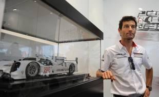 Pilote de F1 chez Red Bull, Mark Webber a fait le choix de l'endurance en rejoignant le team Porsche