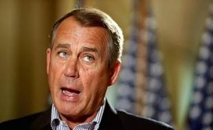 La Maison Blanche et les républicains ont échangé mardi des propositions pour éviter une cure d'austérité forcée aux Etats-Unis dans moins de trois semaines, tout en s'accusant mutuellement en public de refuser de détailler leurs plans.