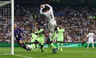Cristiano Ronaldo, petit coquinou.