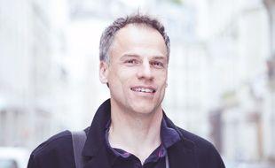 Sébastien Nadot, candidat à la Présidentielle 2017 du mouvement progressiste.