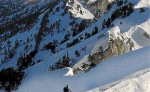 Les Grenoblois sont nombreux à choisir la Chartreuse pour leurs randonnées à ski.