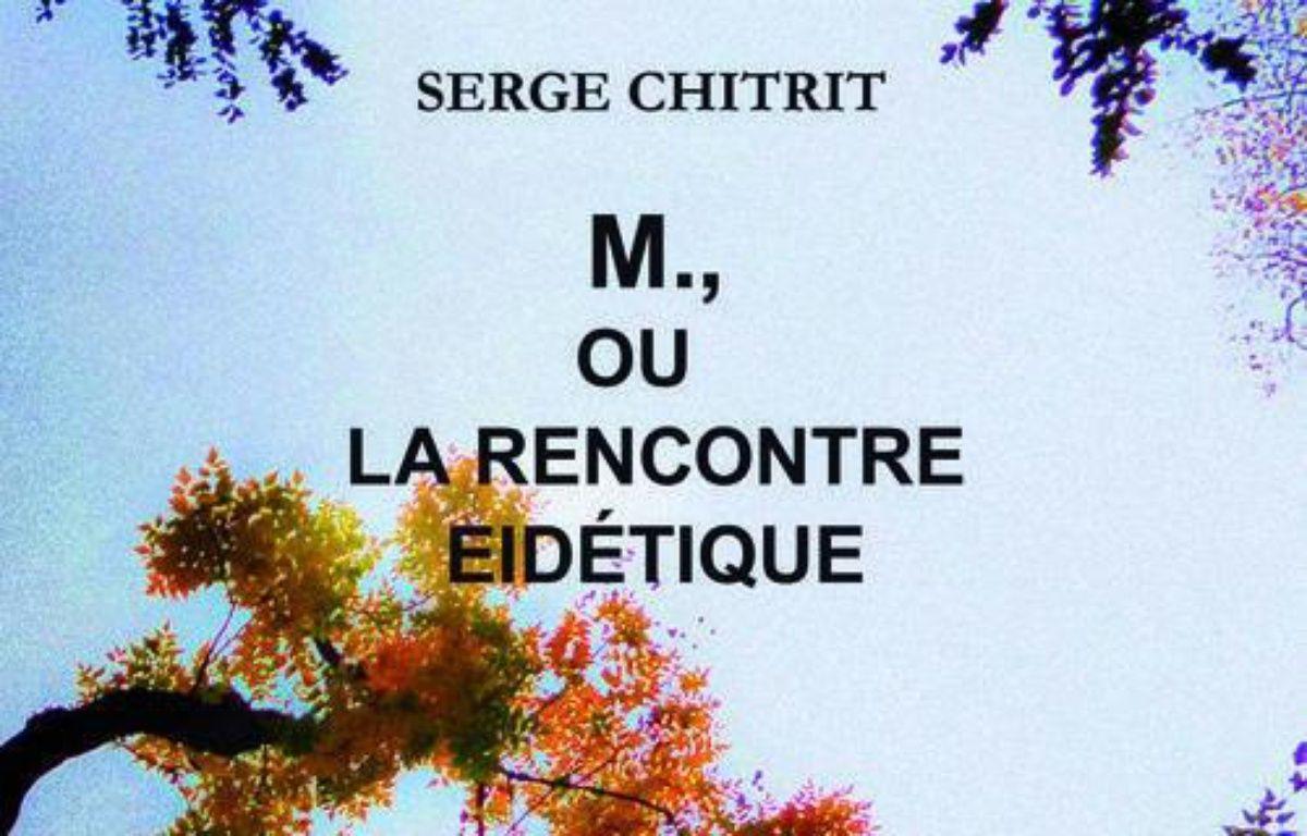 M., ou La rencontre eidétique : essai poétique et photographique – Le choix des libraires
