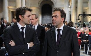 François Baroin et Luc Chatel font partie de la première équipe de France des députés.