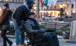 Kevin Hart et Bryan Cranston dans «The Upside», le remake US d'«Intouchables»