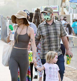 Jack Osbourne et Aree Gearhart, le 6 septembre, à Malibu.