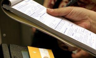 Ubn contrôle de ticket dans le métro de Toulouse. Illustration