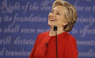 Hillary Clinton lors du premier débat télévisé face à Donald Trump, le 26 septembre 2016.