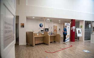 Une agence Pole Emploi dans le Val-de-Marne, le 10 juillet 2020.