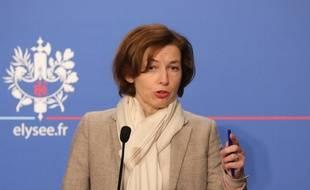 La ministre des Armées Florence Parly le 8 février 2018.