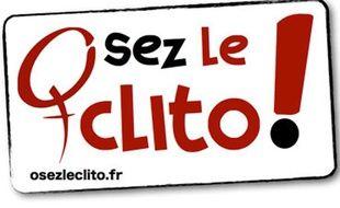 Logo de la campagne «Osez le clito», lancée le 20 juin 2011 par l'association Osez le féminisme.