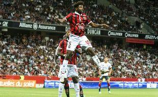 Adrien Tameze est le joueur le plus utilisé par Patrick Vieira.