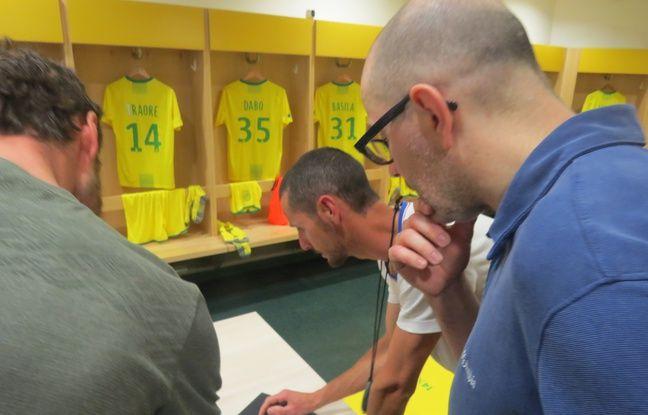FC Nantes: Recruté par le FCN ou non? On a suivi une équipe au coeur de l'escape game à la Beaujoire