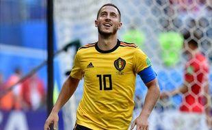 Hazard fait le break pour la Belgique