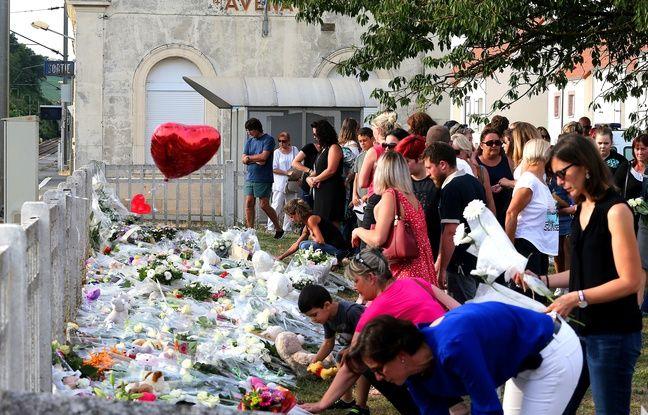 Accident au passage à niveau dans la Marne: Environ 500 personnes rendent hommage aux quatre victimes