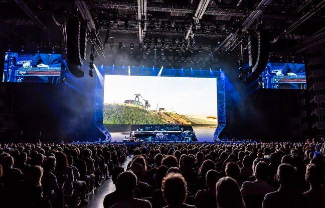 Elton John a été une des grandes stars internationales à se produire à l'Arkéa Arena de Bordeaux en 2019.