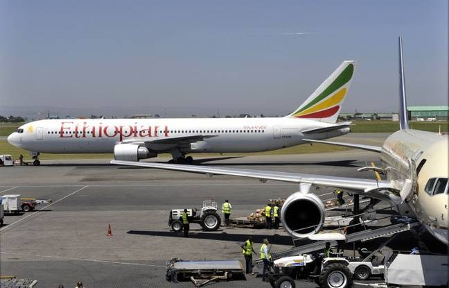 Boeing chute à Wall Street après un crash mortel d'un avion d'Ethiopian Airlines