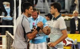 Présenté depuis des années comme un futur très grand du tennis mondial, le jeune Bulgare Grigor Dimitrov a probablement pris pour de bon son envol, en mettant à genoux le N.1 mondial Novak Djokovic mardi au Masters 1000 de Madrid.