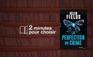 «La perfection du crime» par Helen Fields chez Marabout (416 p., 19,90€).