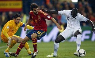 Hugo Lloris et Mamadou Sakho avaient ramené un match nul de Madrid en octobre 2012 (1-1).
