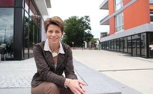 Isabelle Le Callenec a été élue en juin 2012 à l'Assemblée Nationale.