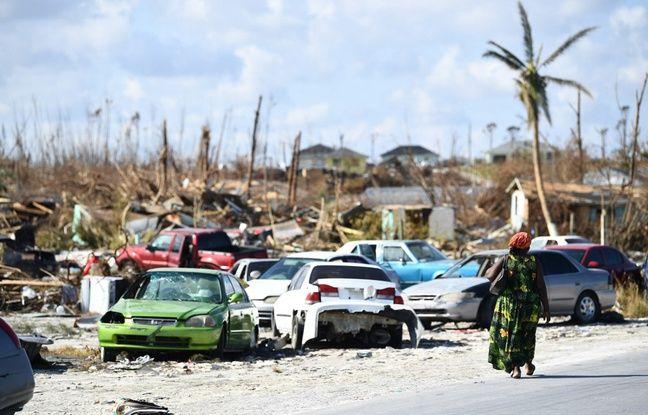 Ouragan Dorian : Un nouveau bilan provisoire fait état d'au moins 50 morts