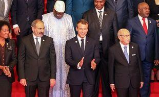 Emmanuel Macron est en Arménie pour le 17e Sommet de la francophonie