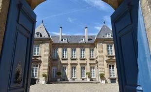 Le musée des arts décoratifs de Bordeaux.