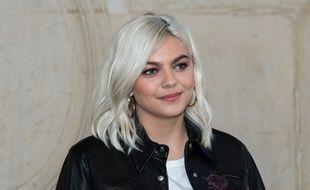 La chanteuse Louane le 26 février 2019 à Paris
