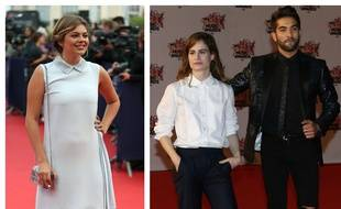 Louane, Christine and The Queens et Kendji Girac.