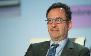 Arnaud Nourry était à la tête d'Hachette Livre depuis mai 2003.