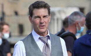 L'acteur Tom Cruise