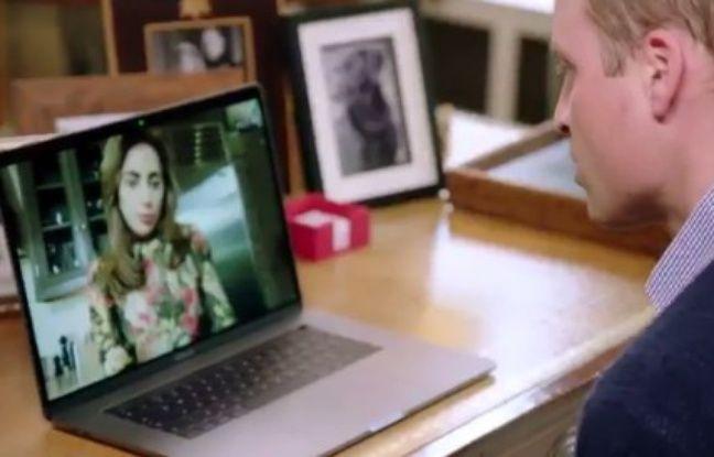 Lady Gaga et le prince William tentent de sensibiliser le public aux maladies mentales dans une vidéo