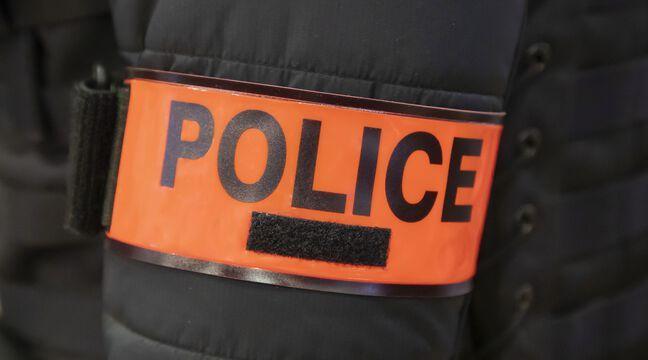 Le Havre : Une fourgonnette poursuivie, visée par des tirs et braquée en pleine rue