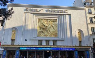 La 22e édition du Festival de la Fiction TV de La Rochelle se déroule exceptionnellement aux Folies Bergère.