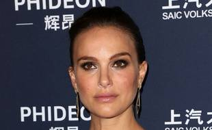 Natalie Portman aux Huading Awards