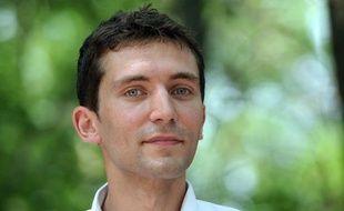 Julien Sanchez, conseiller régional FN