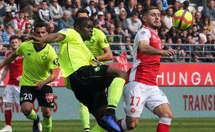 Reims et Lille se sont quittés sur un match nul lors de la 31e journée de Ligue 1, le 7 avril 2019.