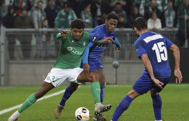 PSG-ASSE: Après William Saliba, «leroc mature» de 19 ans Wesley Fofana a transfiguré la défense des Verts