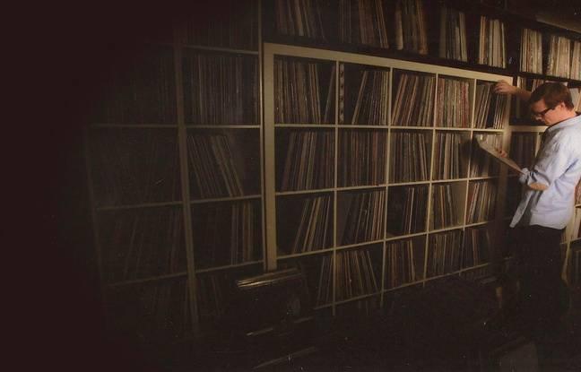 Sébastien possède une collection de près de 10.000 vinyles.